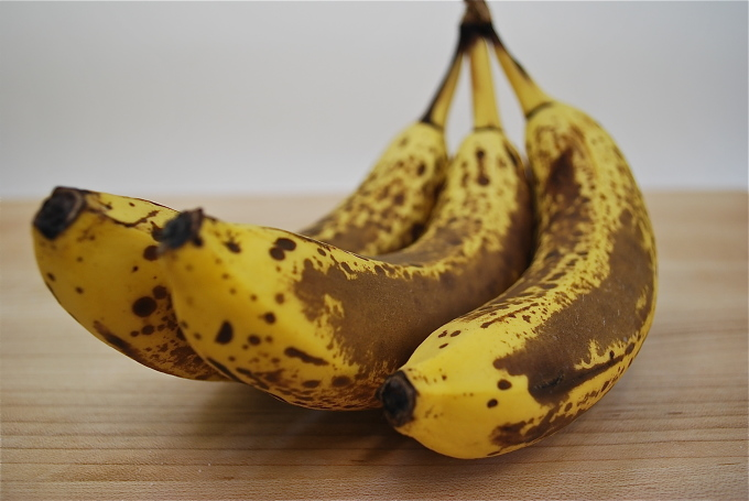What to do with ripe bananas...