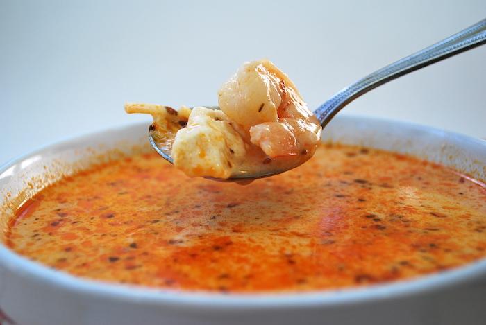 Peruvian Shrimp Soup – Chupe de Camarones