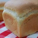 Single Rise White Bread