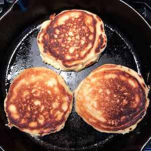Perfect Homemade Pancakes The Genetic Chef