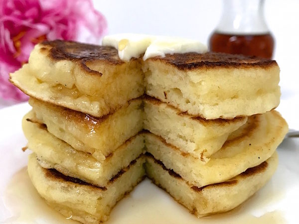 Perfect Homemade Pancakes