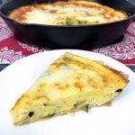 This simple Zucchini Frittata is a versatile dish that makes a great breakfast, lunch, or dinner. Incredibly delicious and creamy in texture, this Zucchini Frittata is undeniably the best.