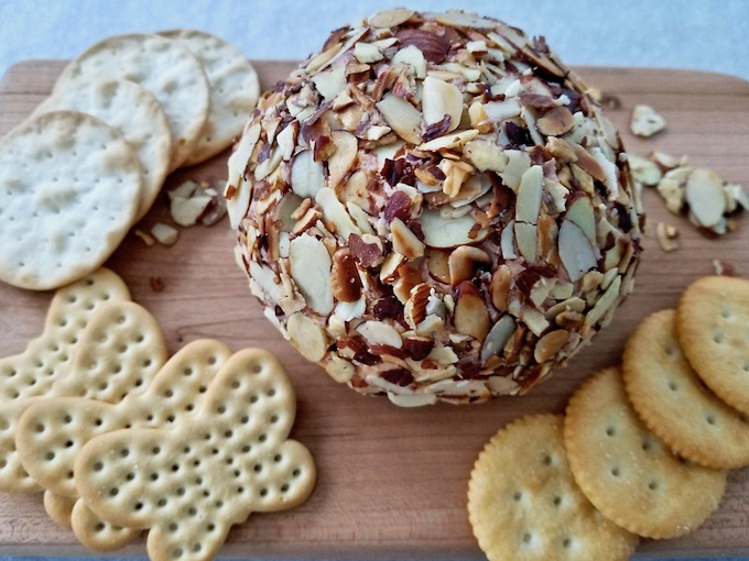 Port Wine Cheese Ball